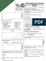 Química - Pré-Vestibular Impacto - Tabela Periódica - Exercícios III