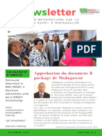 Newsletter BNC-REDD Edition Octobre2017