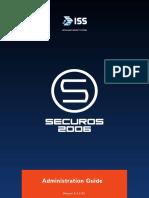 Securos Administration Guide