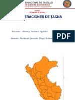 Trabajo Tacna
