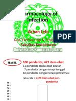 FARMAKOLOGI of Infection