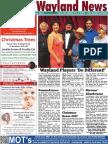 The Wayland News November 2017