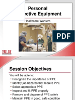 PPE Healthcare Workers