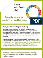 SDGs and the IWaSH Approach_RBReyes