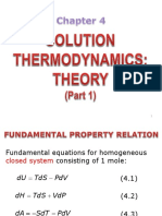4 Solution Thermodynamics 1