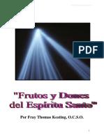 Frutos y Dones Del Espiritu Santo