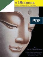 Pure Dhamma 18October2017