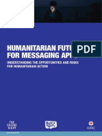 Humanitarian Futures