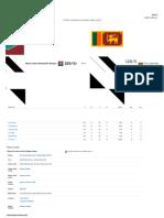 3rd T20I (N), Sri Lanka Women Tour of W...22 2017 _ Match Summary