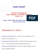 Notes de Cours UC 2013