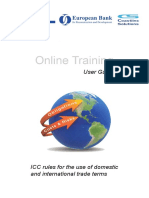 Incoterms User Guide