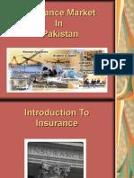 Insurance Market in Pakistan