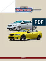 City Car Driving Manual in English