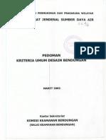 7 PEDOMAN. KRITERIA UMUM DESAIN BENDUNGAN.pdf