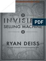 Ryan Deiss - Invisible Selling Machine