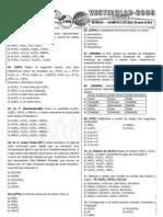 Química - Pré-Vestibular Impacto - Ácidos - Exercícios I