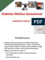 Gestasional DM Dr.sarni