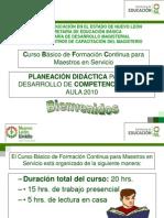 CBFC 2010 Preescolar Sec Und Aria y Modal Ida Des NUEVO LEON