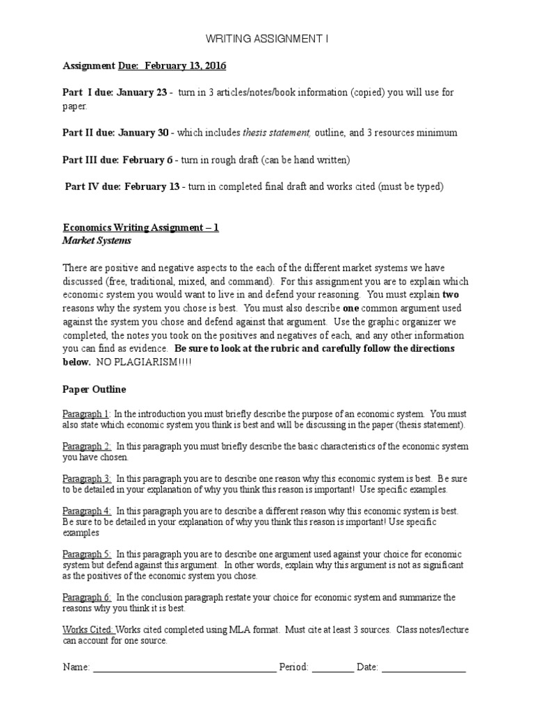 essay rubric examples trait writing models