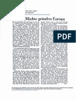 0021 Zusatz -Zehn Mächte gründen Europa