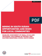 South Sudan Gold Mining Report-LR 1