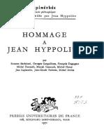 Foucault_nietzsche La Genealogie Lhistoire