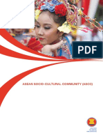 10. Fact Sheet on ASEAN Socio Cultural Community ASCC