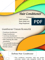Hair Conditioner Kelompok 2