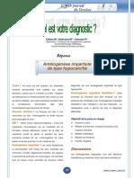 7 Reponse Quel Est Votre Diagnostique Final 3 - Faculté de Médecine ...
