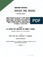 Jornada Del Brasil 1625