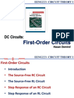 EENG223 Ch07 First Order Circuits