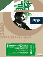 Grammatica Visiva e Teoria Della Gestalt Spazio Visione e Percezione