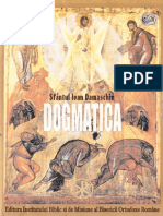 (Pr.bajau) - Sfântul Ioan Damaschin - Dogmatica (1)