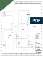 PFD- Nitrogen Plant UTL Plaju (Cold Box)