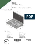 Buku Panduan Dell Lattitude E6320