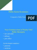 B.comparativePublicFinance