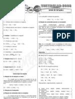 Química - Pré-Vestibular Impacto - Reações Químicas - Tipos de Reações II
