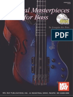 Classical Masterpieces for Bass