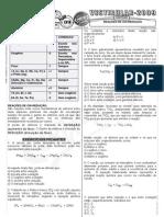 Química - Pré-Vestibular Impacto - Reações Químicas - Oxi-Redução