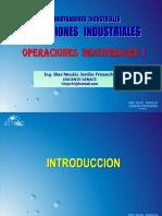 Operaciones Industriales 1