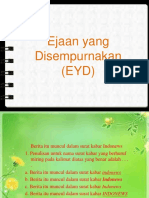Soal Soal EYD