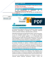 Info Ingreso PNA