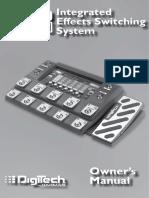 RP1000 Manual 18-0597V-B