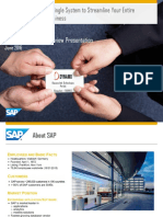 SAP Business One Brochure