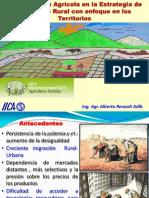 (5) Diapositivas La Innovación Agrícola en La Estrategia de Desarrollo Rural Con Enfoque en Los Territorios