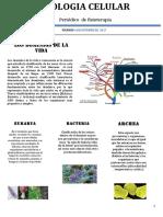 Pdf BIOLOGIA CELULAR-LA TAXONOMIA