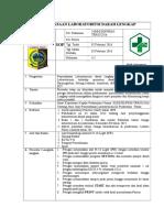 8.1.1.a.1 Sop Pemeriksaan Laboratorium Darah Lengkap