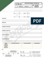 Química - Pré-Vestibular Impacto - Oxi-Redução - Identificação