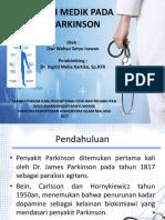 Rehabilitasi Medik Pada Penderita Parkinson
