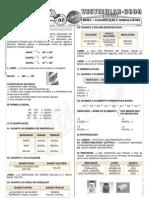 Química - Pré-Vestibular Impacto - Bases - Classificação e Nomenclatura III